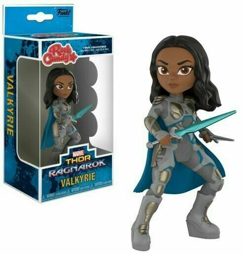 Marvel Thor Ragnarok Rock Candy Valkyrie Funko Figure 97165 For Sale Online Ebay