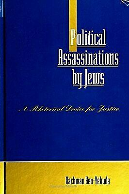 Political Assassinations by Jews: A Rhetorical Device for Justice (SUNY series i