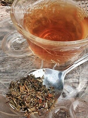 "Organic "" No Pressure"" Gentle Tea for High Blood Pressure - 1 oz Loose."