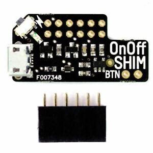ONOFF Shim für Raspberry Pi (alle Modelle)