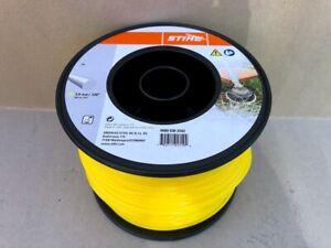 Filo Stihl per decespugliatore nylon tondo diametro 3,0 mm bobina da 162 mt.