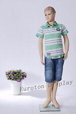 boy12 Kinderpuppe Schaufensterpuppe Mannequin Kind Mädchen kid mannequin 143cm