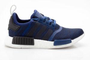 Details zu Adidas NMD_R1 Schuhe Herren Originals Sneaker BY2775 blau schwarz weiß