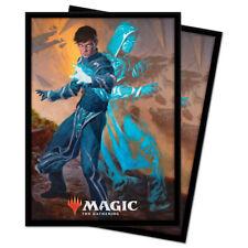 ULTRA PRO MAGIC MTG Zendikar Rising Jace Mirror Mage Deck Protector SLEEVES 100