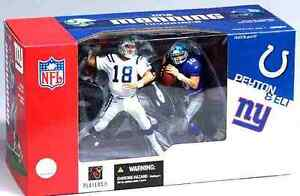 McFarlane-Sports-NFL-Peyton-Manning-and-Eli-Manning-QB-Boxed-Set-New-2004