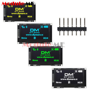 """2.42"""" inch LCD Display OLED RGB SSD1309 12864 SPI Serial Port for Arduino C51"""
