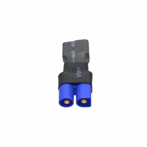No Wire Adapter Connector EC3 to T-Plug Deans For E-Flite Tenergy Parkzone LiPo