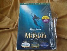 The Little Mermaid Trilogy Box Set (2008) [4 Disc DVD]