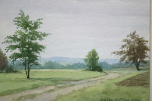 Gustav-Mueller-Aquarell-Spaetsommer-2-komposition-September-1978