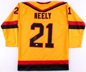 6c318bd76 Image is loading Cam-Neely-Signed-Vancouver-Canucks-Throwback-Jersey-JSA-