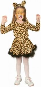 Girls-Kids-Leaping-Leopard-Cat-Animal-Jungle-Fancy-Dress-Costume-Outfit