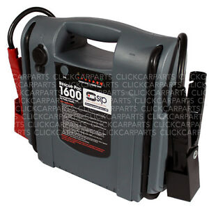 Sip 03936 Car Battery Power Booster Jump Starter Road