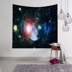 Galaxy Space 3d Baby Wall Decal Polyester Stickers Art Home Decor Diy Ebay
