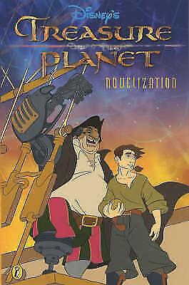Treasure Planet: Novelisation: Novelization, Walt Disney Productions, Used; Like