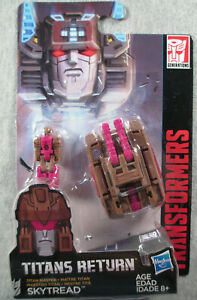 Transformers Generations Titans retour skytread Hasbro Mini Figure Titan Master