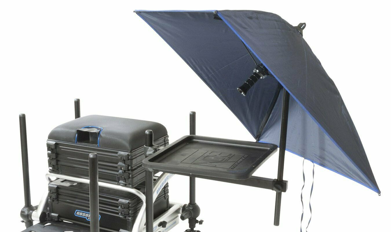 Obp 106 Preston Umbrella for fishing bait brolly competition feeder carp casg