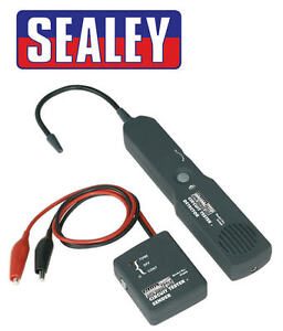 SEALEY-Car-Van-DC-Open-Short-Circuit-Detector-Tester-Tracer-6v-12v-42v-FF400