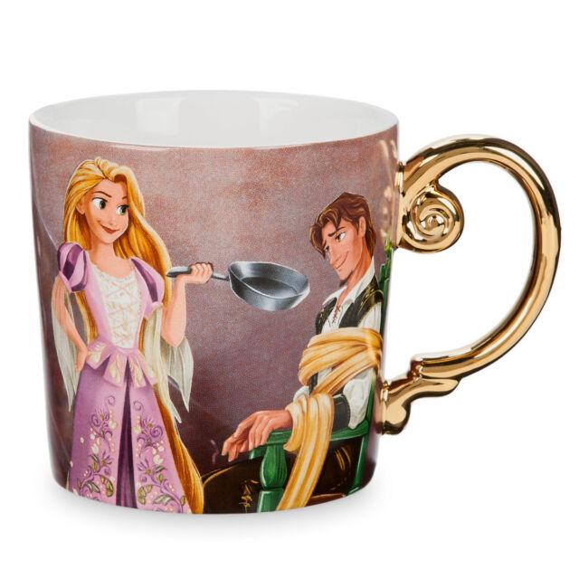 disney rapunzel coffee mug tangled designer collection ebay