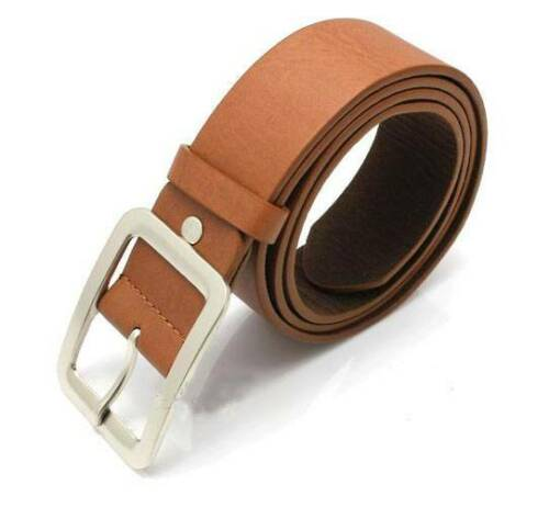 "30/""-32/"" Men Leather Cloak Casual Pin Buckle Waist Strap Belts Accessories New"