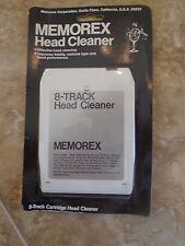 Memorex Head 8-Track Cleaner NOS NEW SEALED