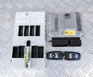 BMW-3-F30-F31-LCI-2-0-D-B47-automatic-ECU-kit-with-two-key-8473185-8707676