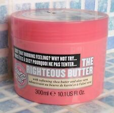 SOAP & GLORY THE RIGHTEOUS BUTTER  300 ml container~ new