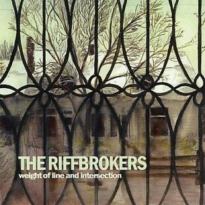 The Riffbrokers - Weight of Line & Intersection [New CD]