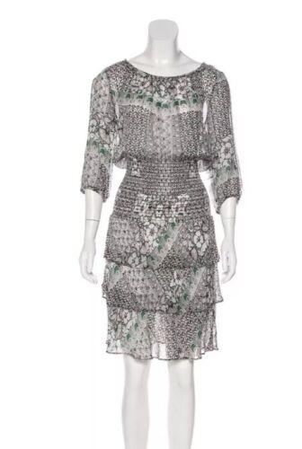 Maje Off Shoulder Ruffle Dress 3