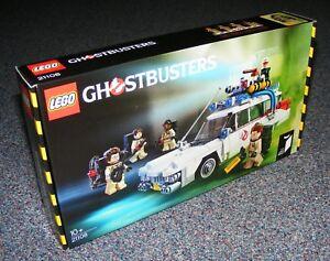 Lego Ideas Ghostbusters 21108 tout neuf scellé 5702015287593