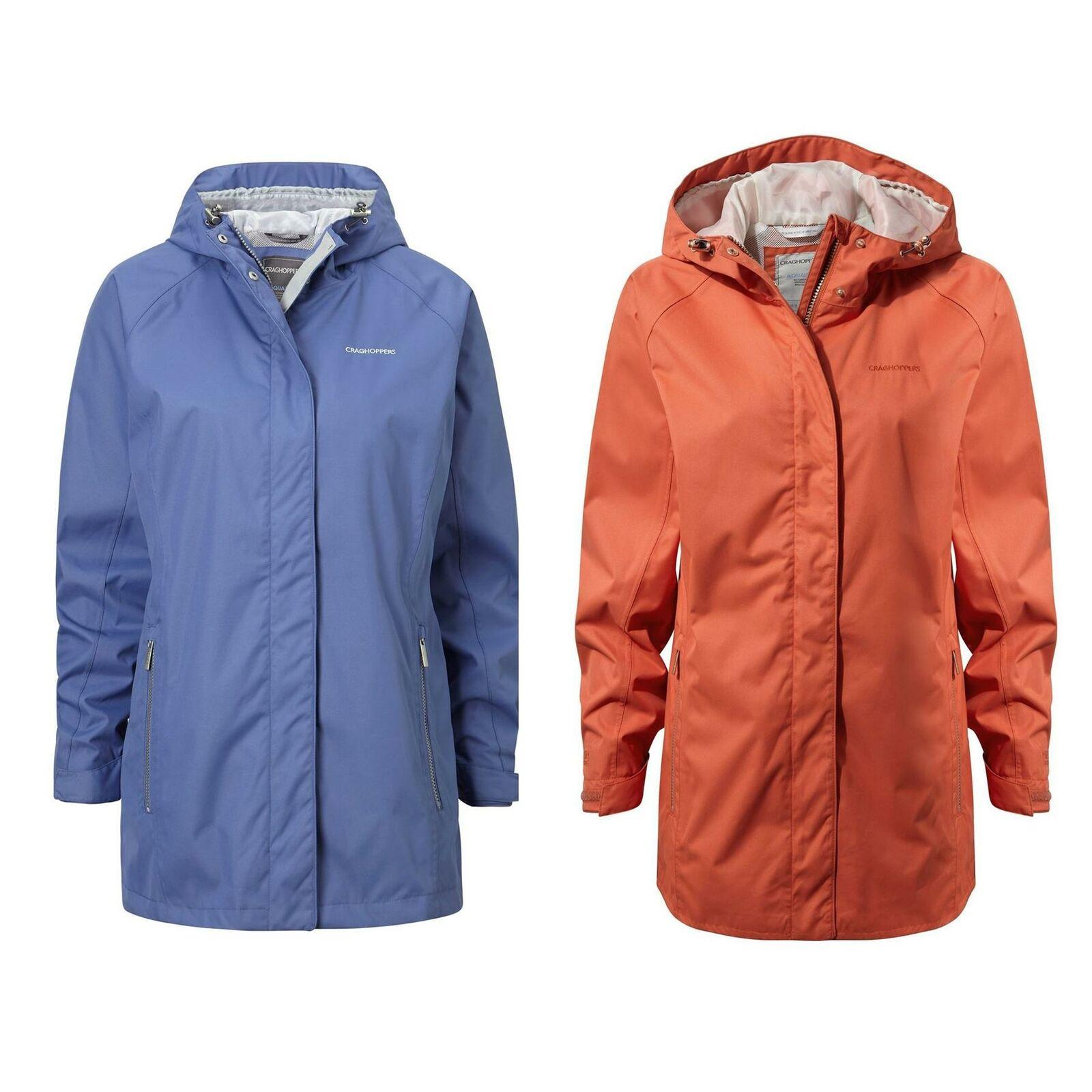 Craghoppers Madigan Classic damen Jacket Rain coat Aquadry Waterproof