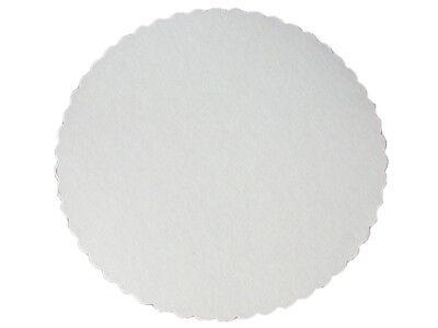 100 Pie Records Cake Discs Ø 28 cm Pie Underlay Triplex 270128