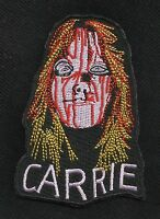 Carrie Cult Classic Monster Movie Horror Film Biker Rockabilly Patch