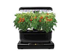 Indoor Growing Kit Miracle-Gro Herbs Vegetables Salads Flowers Soil Free NEW