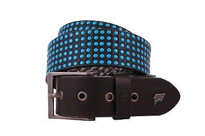 Apprensivo Lowlife Di Londra Wallace Cintura Borchiata-nero/blu-