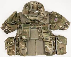 British army surplus Osprey Mk4(a) vest + 6 pouches G1 many sizes