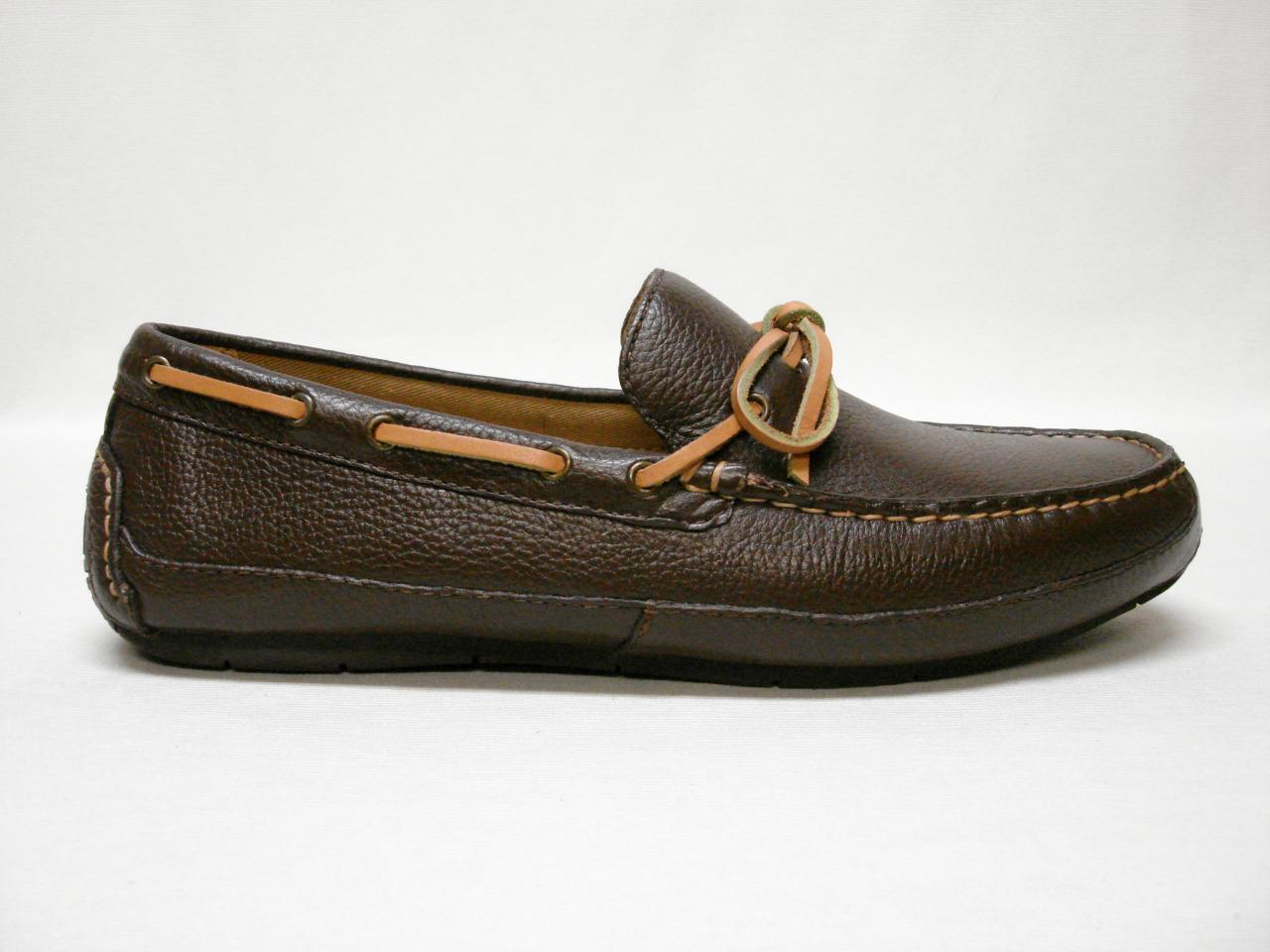 Tip cole haan halsted camp moc man without zippers shoes t mgold 8.5