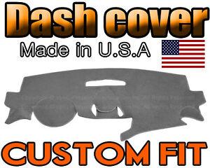 2011-2017 Ford Fiesta dashboard cover dash cover mat dash pad  black