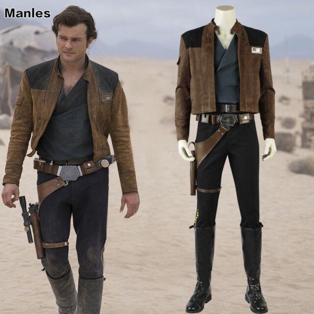 Han Solo Star Wars Boys Costume 883160 sizes s,m