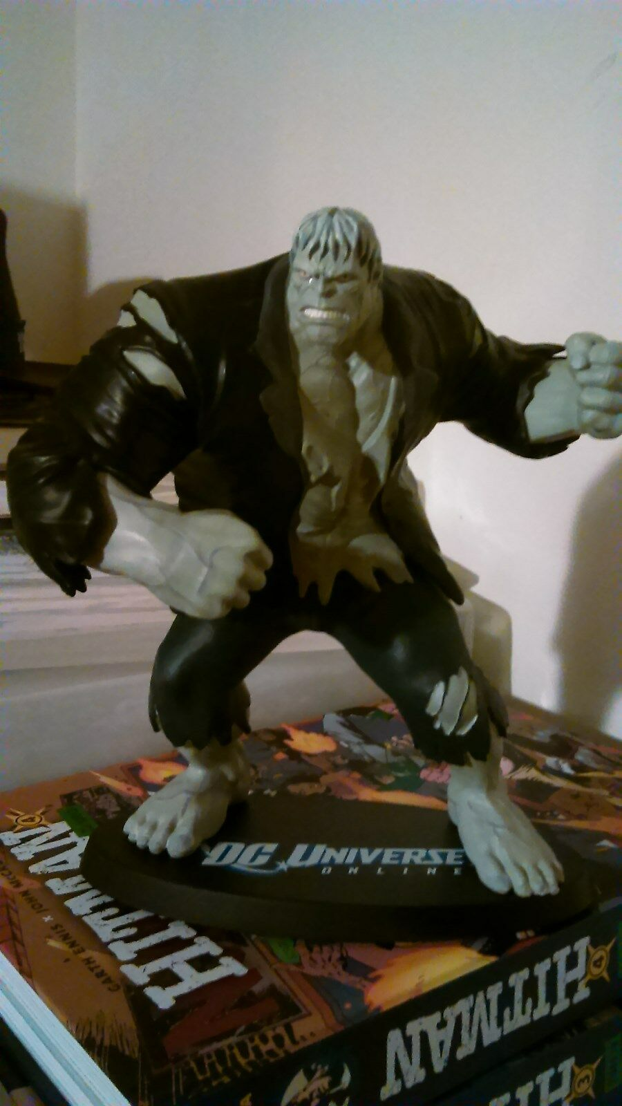 Solomon Grundy DConline statue  - new, never displayed