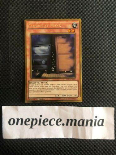 Yu-Gi-Oh Cancrelat Maxx PGL3-FR042 1st