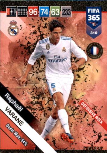 FIFA 365 cards 2019-310-RAPHAEL VARANE-Défensive Rock
