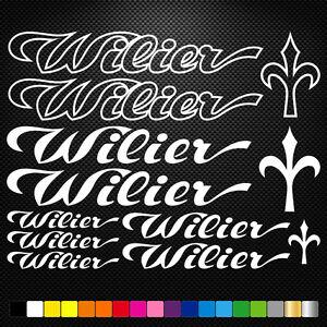 Wilier-12-Stickers-Autocollants-Adhesifs-Vtt-Velo-Mountain-Bike-Dh-Freeride