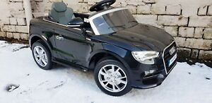 AUDI-TT-A3-Licensed-KIds-Ride-On-Car-12V-Twin-Motor-Battery-Remote-Control-Cars