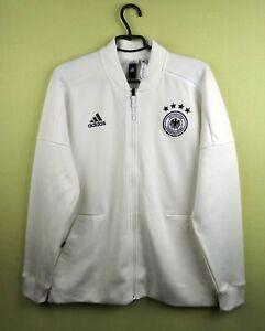 Details about Germany DFB training Z.N.E. jacket MEDIUM CF2452 soccer football Adidas