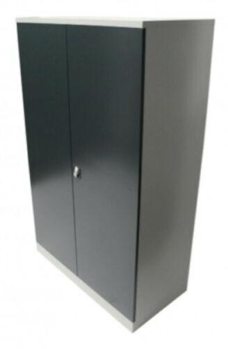 Stahlschrank Metallschrank Materialschrank Lagerschrank 195 x 120 x 60 cm Stahl