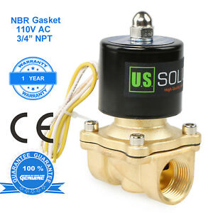 U-S-Solid-3-4-034-Brass-Electric-Solenoid-Valve-110V-AC-Normally-Closed-NBR