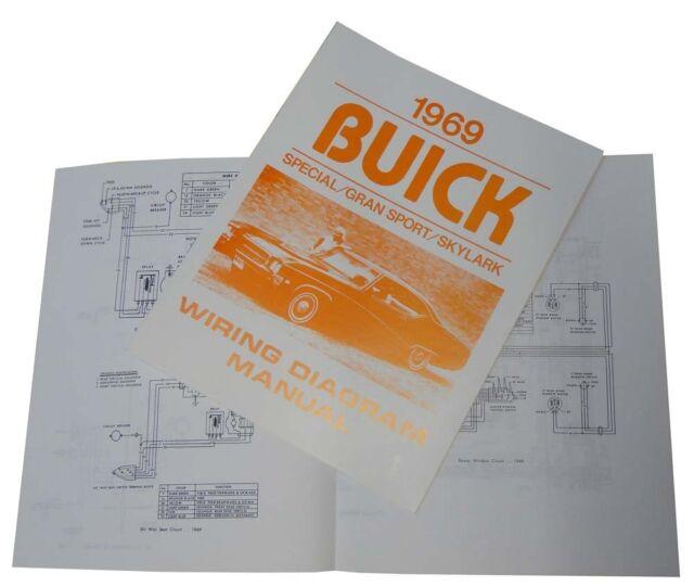 1969 Buick Wiring Diagram Manual
