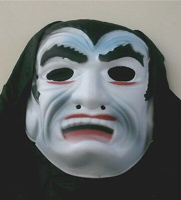 Monstermaske Zombie Geist Deko Grusel Maske Mit Kapuze Halloween Monster Skull