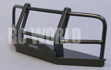 RC Truck  FRONT BULL BAR CNC METAL BUMPER  For RC Land Rover Defender 90