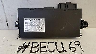 BMW 1 3 5 6 SERIES X1 Z4 IGNITION CONTROL MODULE CAS3 6135 9226238 5WK49515BBR